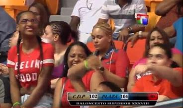 Fanaticada En Santiago … Apoya El Baloncesto Superior 2018.!!!