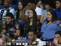 Baloncesto Superior LA VEGA … 3er Partido Serie Final 2018 … La Fanaticada Respalda.!!!