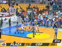 Baloncesto Superior Santiago 2019 … 1er Encuentro De La Doble Jornada … CDP Derrota Plaza Valerio.!!!