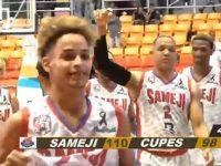 Baloncesto Superior Santiago 2019 … 2do Encuentro Doble Jornada … SAMEJI Extiende Las Angustias Del Club Los Pepines.!!