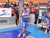 Baloncesto Superior Santiago .. 2do Partido … Doble Jornada 6 De Febrero 2019 … CDP Remonta y Derrota CUPES.!!!