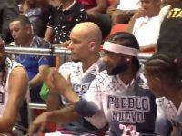 Baloncesto Superior Santiago 2019 … 2do Encuentro Doble Jornada … Feb. 3, 2019 … Club Pueblo Nuevo Derrota Favoritos Del Club GUG.!!!
