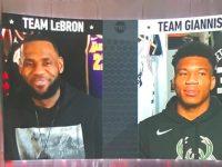 NBA ALL STARS DRAFT … Karl Anthony Towns Jr … El Ultimo Jugador De Estatura Escogido … Galeria De Fotos.!!!