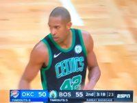 Alfred Joel Horford Reynoso .. Imponente En Triunfo Boston Celtics.!!!
