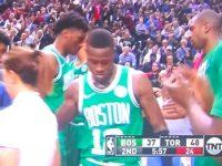 ALFRED JOEL HORFORD REYNOSO … Y Boston Celtics … Pisoteados En Toronto, Canada.!!!