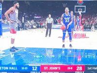 LIONEL FIGUEROA .. Y Univ. St John's … Triunfan En La Meca Del Baloncesto … Madison Square Garden.!!!