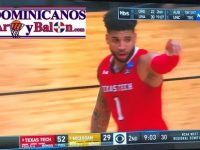 BRANDONE EDWARD FRANCIS RAMIREZ … Y Su Univ. Texas Tech … Hacen Migajas De La Univ. Michigan … Avanzan A Los Elites Ochos.!!!