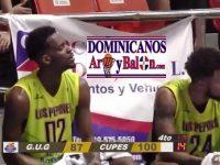 Baloncesto Superior Santiago … 2do Partido Serie Final 2019 … CUPES Iguala La Serie … Derrota GUG.!!!