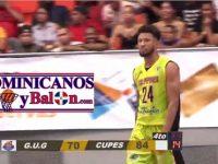 Baloncesto Superior Santiago … 4to Partido Serie Final 2019 … CUPES Empareja .. Derrota G.U.G. !!!
