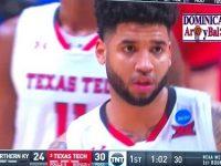BRANDONE EDWARD FRANCIS RAMIREZ .. Y Su Univ. Texas Tech … Avanzan A 2da Ronda … NCAA Locuras De Marzo 2019.!!!