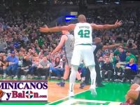 """ALFRED JOEL HORFORD REYNOSO … """"INCOMPARABLE"""" … Guia El Triunfo Boston Celtics.!!!"""