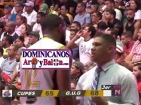 Baloncesto Superior Santiago … 5to Partido Serie Final .. CUPES Toma La Delantera, Derrota GUG.!!!