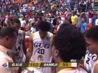 Baloncesto Superior Santiago … Club GUG … Gana Un Partido De Suerte … Playoffs Round Robin 2019.!!!