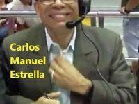 Baloncesto Superior Santiago … Carlos Manuel Estrella … 'NARRADOR'.!!!