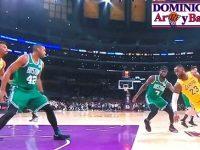 ALFRED JOEL HORFORD REYNOSO … Y Boston Celtics … Iluminan El Palacio Del Rey Lebron.!!!