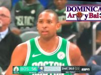 ALFRED JOEL HORFORD REYNOSO … Magnifico En Triunfo Boston Celtics … Derrotan Indiana Pacers … Galeria De Fotos.!!!