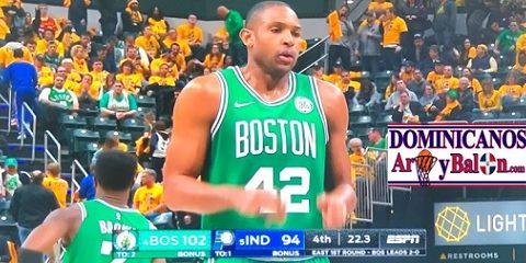 ALFRED JOEL HORFORD REYNOSO … Excepcional En Triunfo Boston Celtics … Colocan Serie Playoffs 3-0 … Galeria De Fotos.!!!