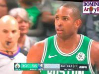 ALFRED JOEL HORFORD REYNOSO … Magnifico En Triunfo Boston Celtics … Derrotan Indiana Pacers.!!!