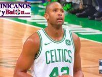 ALFRED JOEL HORFORD REYNOSO … 'INIGUALABLE' … Lidera El Triunfo Boston Celtics.!!!