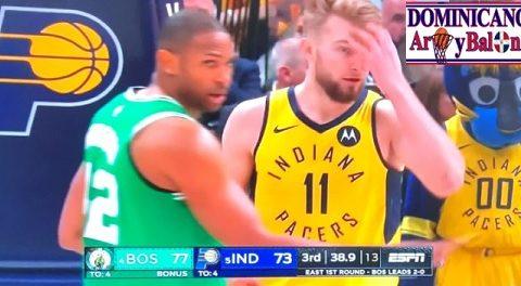 ALFRED JOEL HORFORD REYNOSO … Excepcional En Triunfo Boston Celtics … Colocan Serie De Playoffs 3-0 A Su Favor.!!!