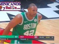 ALFRED JOEL HORFORD REYNOSO … Esplendido En Florida … Boston Celtics Derrota Miami Heat.!!!