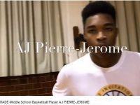 Baloncesto Dominicano … AJ PIERRE – JEROME … Observamos Un Futuro Prometedor.!!!