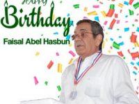 FAISAL ABEL … Feliz Cumpleños … El Dia Que Aprendi Lo Que Es Ser Un Hombre De Caracter.!!!