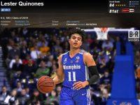 Baloncesto Dominicano … LESTER QUIÑONES … Elige La Universidad Memphis.!!!