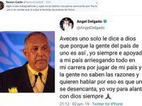 Ramon Cuello Presidente De La Asociacion De Cronistas Deportivos y Amigo Personal De Rafael Uribe, Le Llama Malagradecido Angel Delgado.!!!