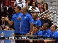 CENTRO BASKET U17 … Puerto Rico Nos Lleva A La Escuela .. Nos Dan Catedras De Baloncesto.!!!