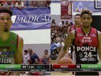 RIGOBERTO … VICTOR LIZ … GALERIA DE FOTOS  … 1er Partido Serie Final … Baloncesto Superior Nacional … Puerto Rico 2019.!!!