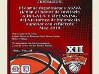 MAO Se Viste De Gala .. Baloncesto Superior Con Refuerzos 2019.!!!