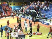 Baloncesto Superior MOCA … Serie Semi-Final 2019 … El Imperio Rojo … San Sebastian Avanza Serie Final … Elimina Club Jose Horacio Rodriguez.!!!