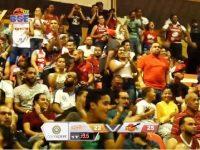 Baloncesto Superior MOCA … El Imperio Rojo … Club San Sebastian Avanza Serie Final … Elimina Club Jose Horacio Rodriguez … Galeria De Fotos.!!!