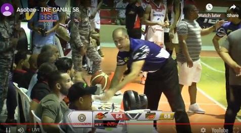 Baloncesto Superior Moca .. Serie Final 2019 … Club Don Bosco Iguala La Contienda … 2 Partidos Por Bandos.!!!