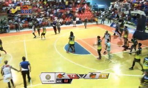 Baloncesto Superior MOCA … Club Don Bosco Iguala Serie Final 2019 A Un Partido Por Bandos.!!!
