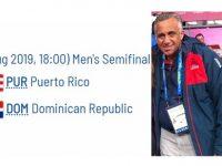 Seleccion Nacional De Baloncesto … Dominicana vs Puerto Rico … Luisin Mejia Tiene Que Decir 'PRESENTE' Esta Noche.!!!