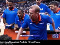 Seleccion Nacional de Baloncesto … Batallado … Inicio De 2da Ronda … Dominicana Cae Ante Australia … Galeria de Fotos.!!!