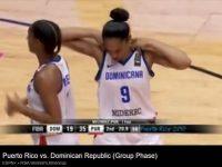 FIBA COPA AMERICAS 2019 … Baloncesto Femenino … Las Nuestras Batallan … Caen Ante Puerto Rico … Galeria De Fotos.!!!