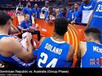 Seleccion Nacional De Baloncesto … Batallado … En Inicio 2da Ronda Copa Mundial FIBA 2019 .. Dominicana Cae Ante Australia.!!!