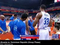 Seleccion Nacional de Baloncesto … Con Derrota Ante Lituania … Dominicana Finaliza FIBA Copa Mundial … CHINA 2019.!!!