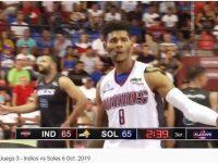 INDIOS De San Francisco De Macoris … Avanzan A Serie Final LNB 2019 … Envian SOLES De Santo Domingo Este Hacia El 2020.!!!