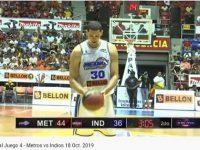 En La Gran Arena Del Cibao … METROS Igualan Serie Final 2 – 2 … Colocan INDIOS En Una Situacion Precaria.!!!
