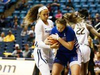 ESMERY MARTINEZ … Pierde Su Primer Encuentro NCAA .. Univ. West Virginia Cae Ante Univ. Creighton.!!!