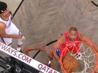 ALFRED JOEL HORFORD REYNOSO … Y Sus Filadelfia 76ers … Caen En Brooklyn, New York.!!!