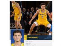 ADRIEN NUÑEZ … Necesita Transferirse Inmediatamente … De La Univ. Michigan … Derrotan Univ. Iowa.!!!
