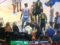 CHRIS DUARTE … Y Su Universidad OREGON … Caen En La Ruta Ante La Univ. COLORADO.!!!