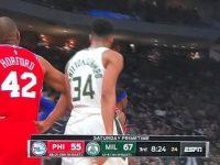 ALFRED JOEL HORFORD REYNOSO … Y Filadelfia 76ers … AYA YA YA YAI … Pierden Nuevamente En La Ruta.!!!