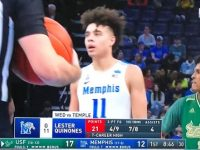 LESTER QUINONES JR .. Y Su Univ. Memphis … Sufren Derrota Costosa Ante Univ. Florida Del Sur.!!!