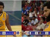 Baloncesto Superior ABADINA 2020 … En Sus Etapas Iniciales … Campeones Del RAFAEL BARIAS Le Ponen Numero A La Casa … Derrotan BAMESO En Tiempo Extra.!!!